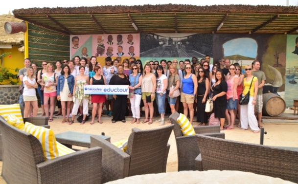 123 agents de voyages ont pu découvrir le Cap Vert au cours d'un éductour organisé par Héliades - Photo DR