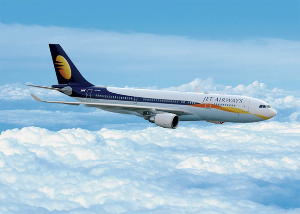 Les vols directs Paris - Mumbai Les vols seront assurés par un Airbus 330 - DR : Jet Airways