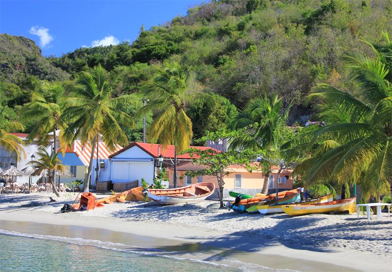 Les Antilles restent la destination phare de Passion Outremer, elle représente 60% de son activité.  © Fabien R.C. - Fotolia.com