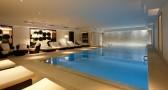 """La piscine du spa """"MajClub"""""""