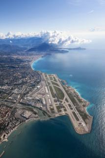 L'aéroport Nice Côte d'Azur offre le plus bel atterrissage au monde