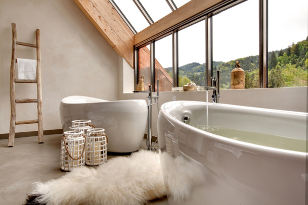 Suite Prairie Nature Spa - photo J. MONDIERE