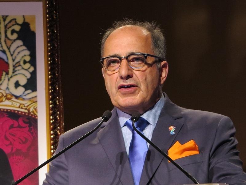 Jean-Pierre Mas, président du Snav ©Sophie Orivel