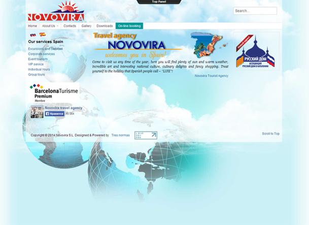 L'agence réceptive Novovira ouvre un bureau à Nice le 23 mai 2014 - DR