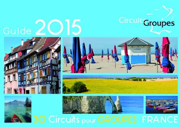 La nouvelle brochure CircuitsGroupes - DR