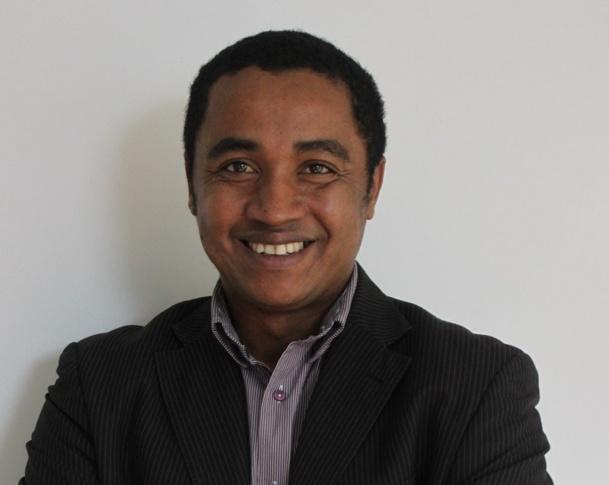 Patrick Ramonjavelo, chef de gamme Solutions Air chez Amadeus