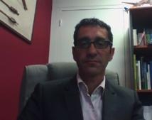 Stéphane Fulcrand, gérant de SALAGOU VOYAGES