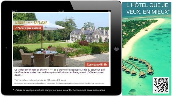 D'un point de vue B2B, nous travaillons avec tous types d'hôtels et commençons à intégrer des chaînes et labels hôteliers.