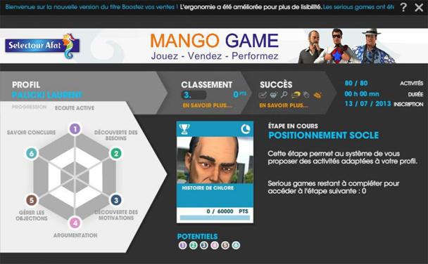 Jeux vidéos : Selectour Afat développe un jeu de rôles pour former ses agents