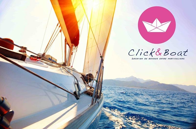 Click & Boat est la première plateforme de location de bateaux et véhicules nautiques entre particuliers à proposer une solution d'assurance tous risques à la journée - DR