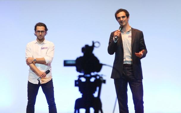 Jérémy Bismuth et Edouard Gorioux - DR