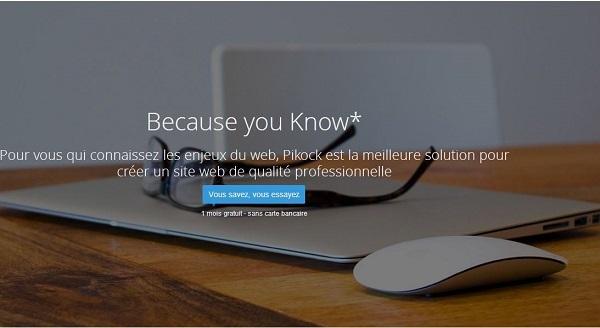 Pikock cible les entreprises, en France ou à l'étranger, qui ont compris les enjeux du web et veulent être autonomes pour la création et l'animation de leur site internet - DR