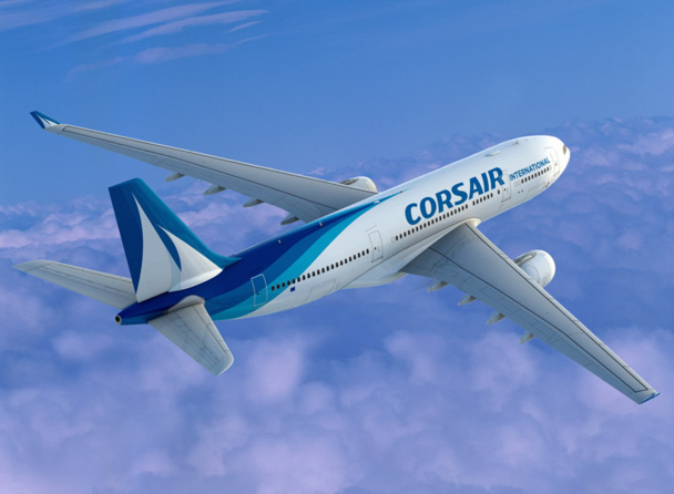 """Pascal de Izaguirre : """"We need to advertise especially more on our improved product, this upgrade ... It is true that Corsaire still remains among consumers as a charter company, low cost, etc. ..."""" – DR"""