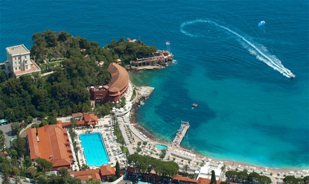 Le Monte-Carlo Beach accueille dans son Spa Ymalia et son concept unique de « Spa-sophrologie » - DR : Relais et Châteaux