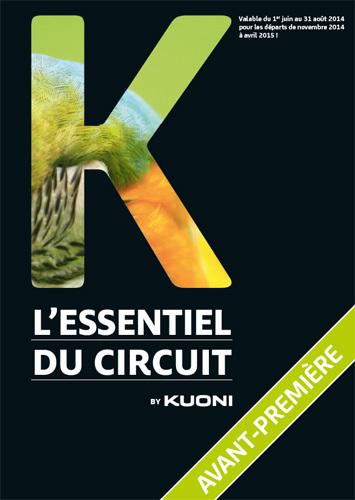 La brochure K en avant première - DR