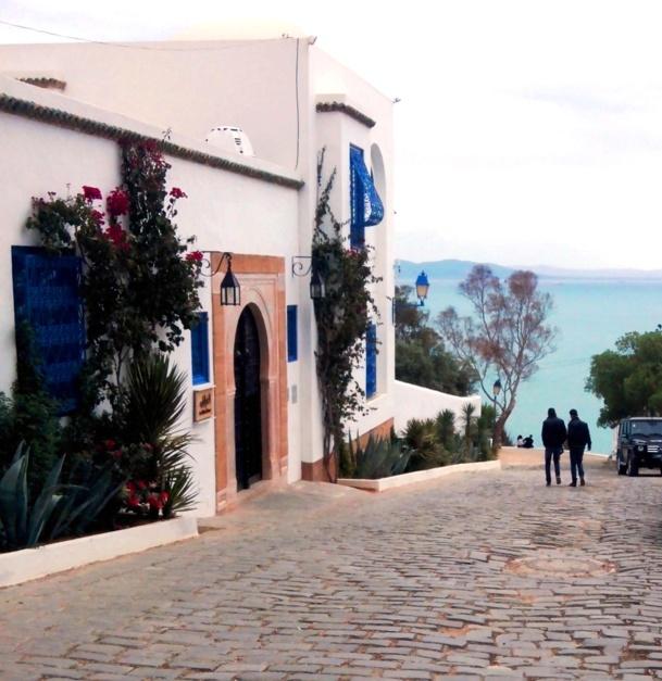 La Villa Bleue le nouvel hôtel de charme de Sidi Bou
