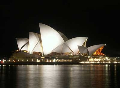 The Sydney Opera House Australie - © UNESCO/Stefan Hoeh