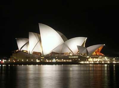 The Sydney Opera House Australie - © UNESCO/Stefan Hoeh