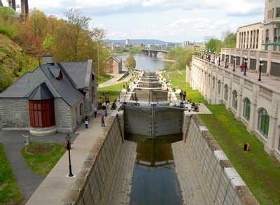 The Rideau Canal Canada - © UNESCO/K. Hamada