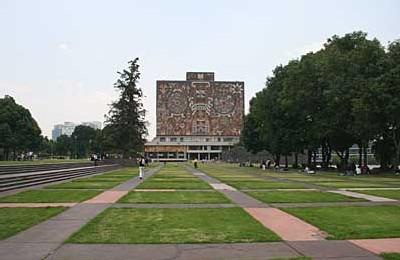 Central University City Campus of the Universidad Nacional Autónoma de México (UNAM), Mexico City - © UNESCO/Gerardo Tena Torres
