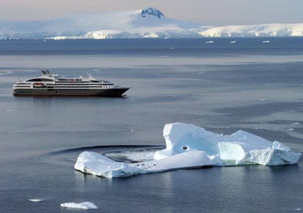 La compagnie affiche clairement sa volonté de développer sa stratégie commerciale concernant les groupes, qui restent un canal de distribution important pour la compagnie - Photo Mathieu_Gesta-Le_Boreal-Antarctica