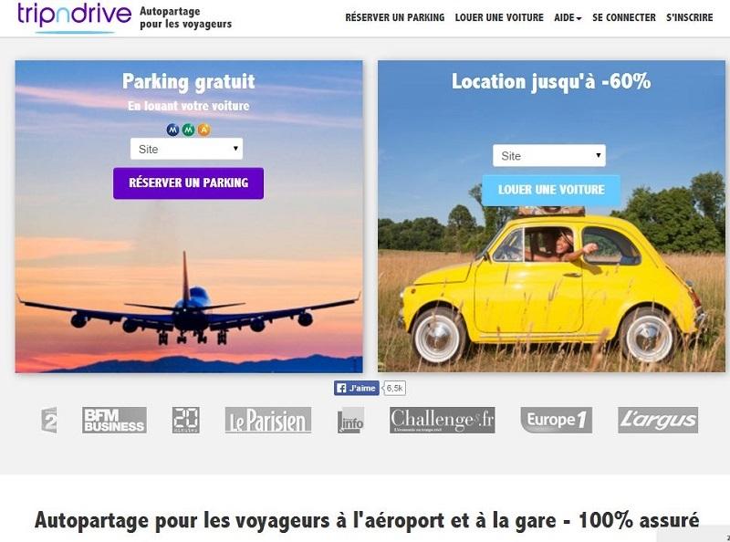 Tripndrive, plateforme d'autopartage pour les voyageurs, lève 800 000 euros auprès de ISAI. La start-up veut ainsi accélérer son développement en France et en Europe.
