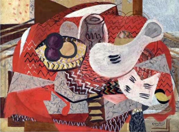 Musée Guggenheim : grande rétrospective Georges Braque à Bilbao