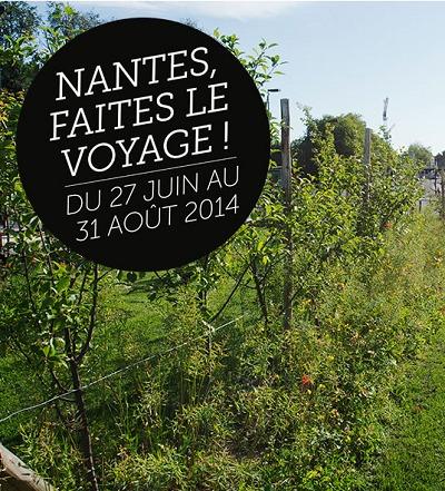 Nantes Voyage revient pour sa 3ème édition. DR