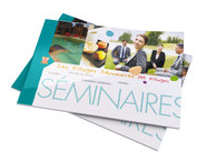"VVF Villages relance sa brochure ""Séminaires"""
