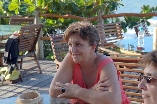 """Adriana Minchella : """"Les tables rondes permettront t'interpeller, respectivement,  les """"Producteurs/Hôteliers"""" ; les Transporteurs/Croisiéristes/Loueurs ; les Prestataires/Fournisseurs de technologies ; nous tiendrons aussi une table ronde Distributeurs, qui réunira des adhérents du Cediv et des représentants du SNAV, pour donner la possibilité à nos partenaires d'être, à leur tour, gentiment accusateurs"""" - DR"""