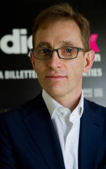 Christian Séré-Annichini, directeur général de Digitick