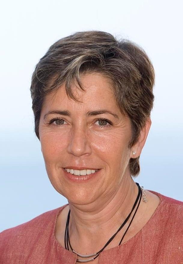 Le docteur Marie Perez Siscar qui a repris 2 des établissements Thalacap