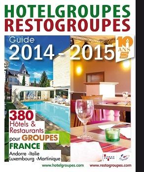 Hotelgroupes-Restogroupes lance son guide pour 2014/2015 - DR