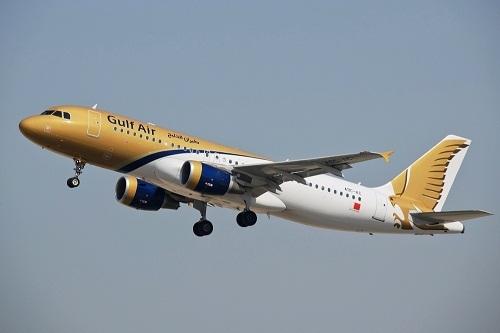 Un Airbus A320 de Gulf Air - Photo DR