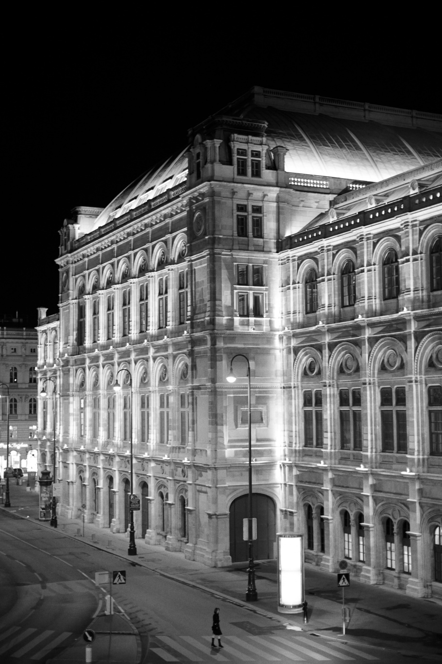 Le nouveau Park Hyatt de Vienne a conservé le charme et la structure d'originegine.