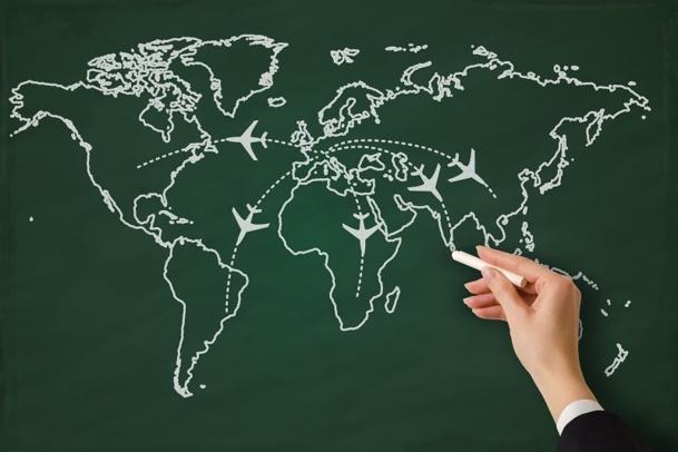 « Nous avons signé un accord mondial de distribution avec  Ryanair qui réserve l'exclusivité de son contenu aux agences de voyages connectées à Travelport, préalablement à tout autre GDS, et ce pour la première fois depuis plus de dix ans. C'est un accord historique », Emmanuel Bourgeat. © zagandesign - Fotolia.com