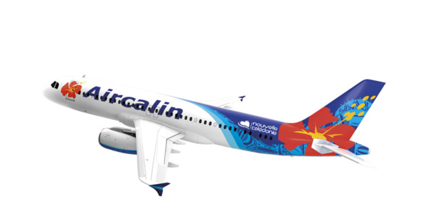 Aircalin : un nouvel A320 entrera dans la flotte dès août