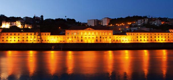 Le Centre des congrès d'Alfandega est désigné comme le meilleur en Europe - Photo DR