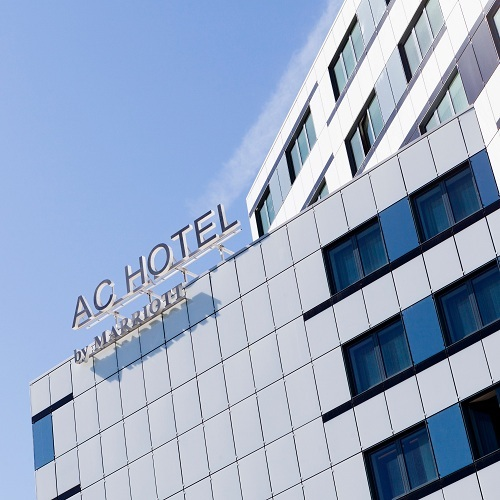 Le AC Hotel by Marriott de Paris-Porte Maillot compte 149 chambres et suites - Photo DR