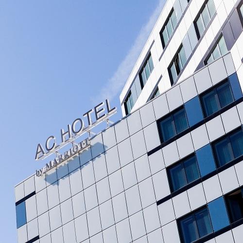 Le AC Hotel by Marriott de Paris-Porte Maillot compte 149 chambres et suites - Photo DR