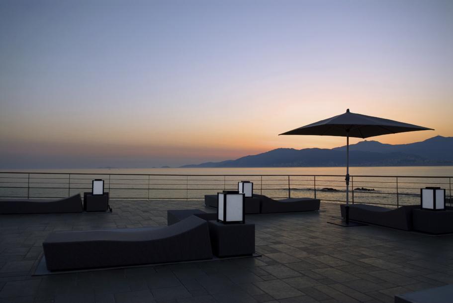 Le Sofitel Ajaccio Thalassa Sea & Spa a fait peau neuve