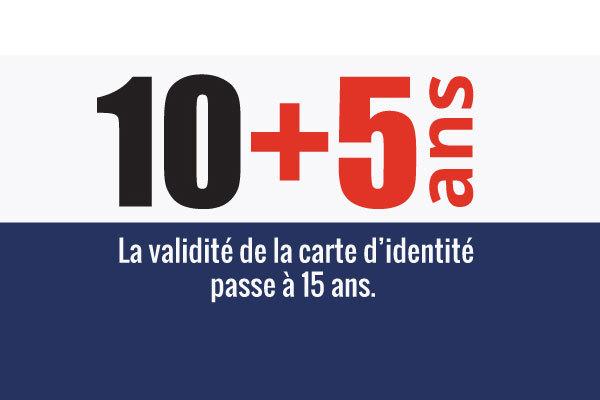 Le ministère des affaires étrangères a annoncé sur son site que seuls 8 pays ont officiellement accepté la carte d'identité en apparence périmée mais dont la validité est prolongée de 5 ans... - DR
