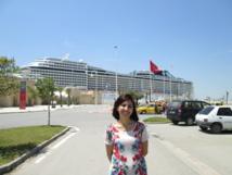 Maha Ben Slimane, Marketing & Communication Manager de La Goulette Shipping Cruise - DR