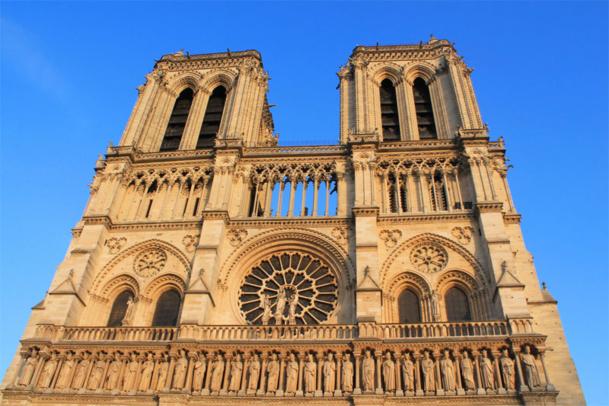La cathédrale Notre-Dame de Paris a attiré 14 millions de visiteurs en 2013© Marine26 - Fotolia.com