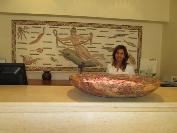 Aux clients de choisir entre les traditions tunisiennes, les fondamentaux de la thalassothérapie, les massages du monde, les soins visage et corps et la médecine esthétique - DR