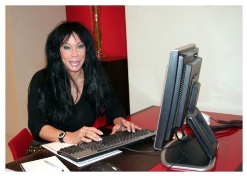 Colette da Silva, PDG de Croisitour à Marseille