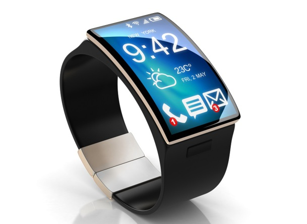 "La ""smartwatch"" ou montre connectée © koya979 - Fotolia.com"