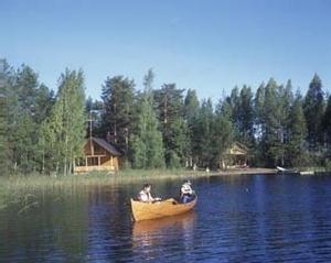 La Finlande, grand nord l'hiver grand large l'été