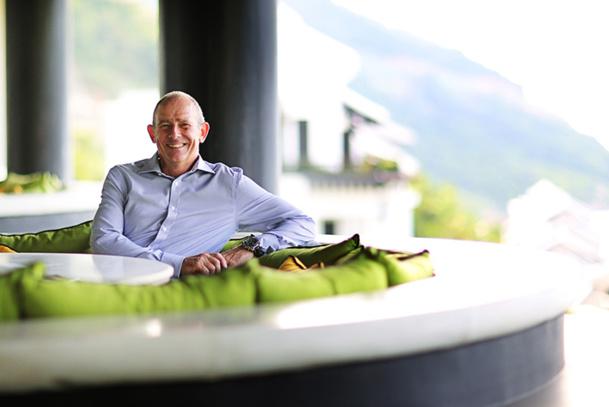 Iain McCormack est familier du monde de l'hôtellerie de luxe - DR : Intercontinental