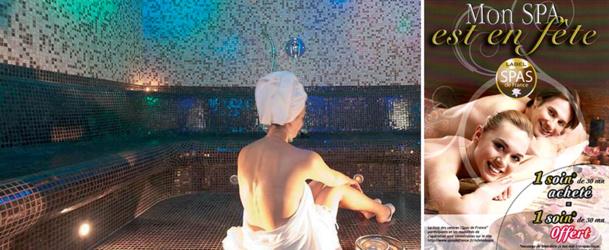 """L'opération """"Mon Spa en fête"""" s'adresse à un large public ayant le souhait de découvrir l'art du massage - DR : Spas de France"""